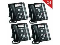 Avaya 1416 Digital Telephone - Pack of 4 (700510910) - Grade A