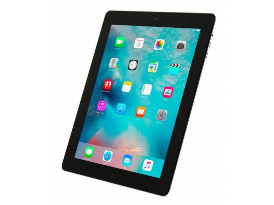 "Apple A1395 iPad 2 9.7"" Tablet 64GB (WiFi Only) - Black - Grade C"