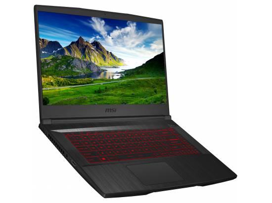 "MSI MSI GF65 Thin 15.6"" FHD Gaming Notebook Core i7 (9750H) 2.6GHz 8GB DDR4 512GB SSD Win 10 Pro - Black"
