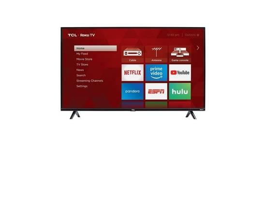 "TCL 43S325 43"" 1080p LED Roku Smart TV"