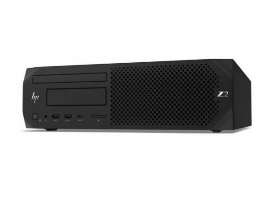 HP Z2 G4 SFF Workstation | i5-8500 3.0Ghz | 8GB DDR4 256GB SSD Win 10 Pro - Grade B