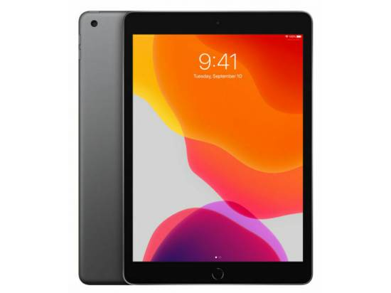 """Apple iPad 7 A2197 10.2"""" Tablet (WiFi Only) 32GB - Space Gray - Grade A"""