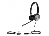 Yealink YHS36 RJ9 Corded Wired Headset - Dual