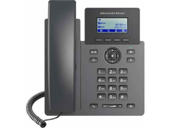 Grandstream GRP2601P 2-Line Display IP Phone - PoE