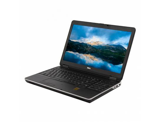 """Dell Latitude E6540 15.6"""" Laptop i7-4600M 2.9GHz 8GB DDR3 256GB SSD - Grade B"""