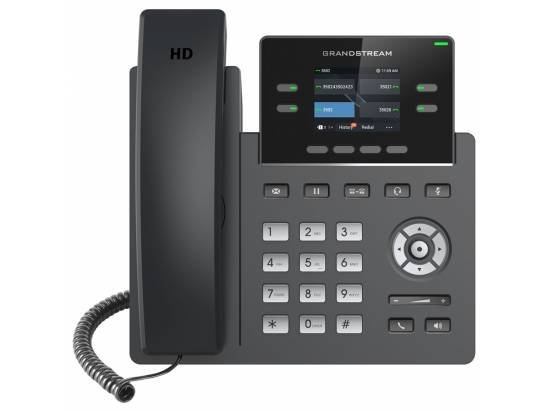 Grandstream GRP2612P IP Display Speakerphone - PoE