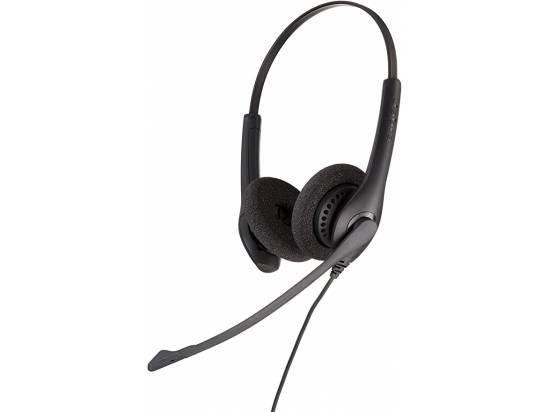 Jabra Biz1500 Quick Disconnect Binaural DUO Headset - Grade A