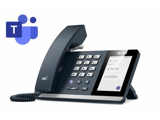 Yealink MP50 USB Desk Phone for Microsoft Teams and UC