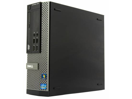 Dell OptiPlex 7010 SFF Computer Intel Core i3 (i3-3220) 3.3GHz 4GB DDR3 250GB HDD - Grade A