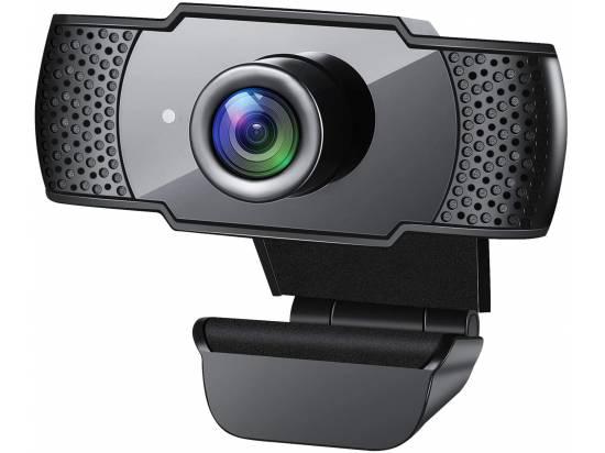 Generic ULTIMO 1080P HD USB 2.0 Webcam w/ Indicator Light