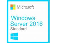 Microsoft  Windows Server 2016 64Bit Standard, 16 Core (6FA-00297)