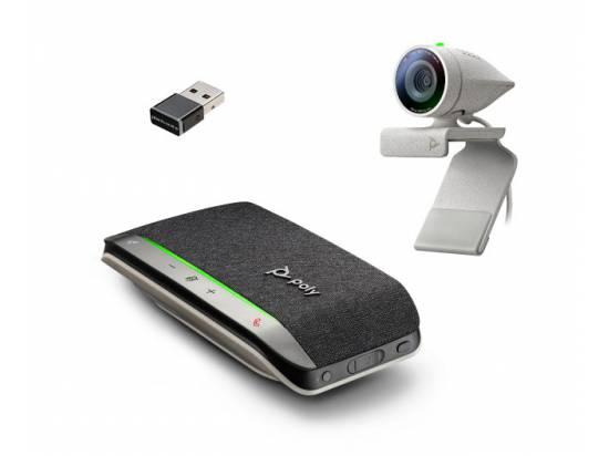 Polycom Studio P5 Webcam Kit with Sync 20+ Speakerphone