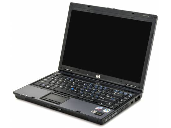 "HP 6910P 14.1"" Laptop Core 2 Duo (T7300) 2.0 GHz 4GB DDR2 128GB SSD - Grade C"