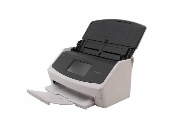 Fujitsu ScanSnap iX1500 Wireless Portable Document Scanner, White (PA03770-B005) - Grade A