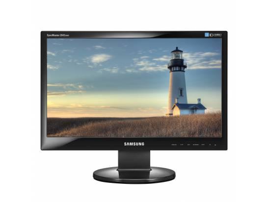 "Samsung SyncMaster 2043SWX  20"" LCD Monitor - Grade C"