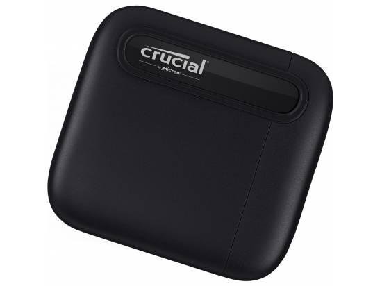 Crucial X6 500GB Portable External SSD