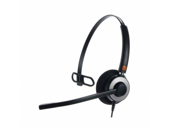 IPD IPH-160 Monaural Headset with U10P-S Adapter