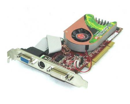 ATI Radeon X1300 Visiontek 256MB