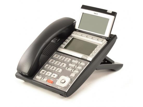 NEC UX5000 IP3NA-8LTXH Black Desi-less Display Phone (0910056)