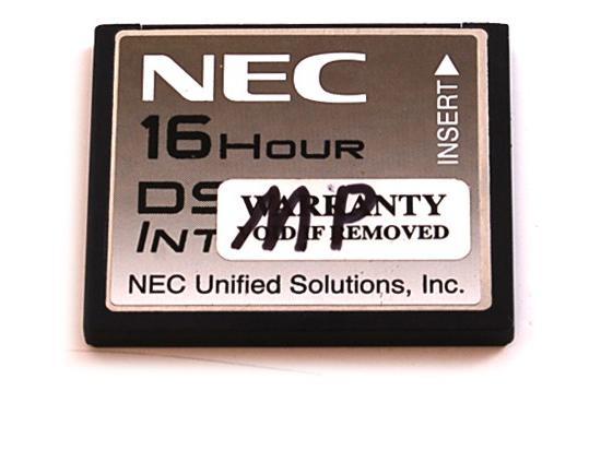 NEC DSX IntraMail 8-Port 16-Hour Voice Mail (1091013)