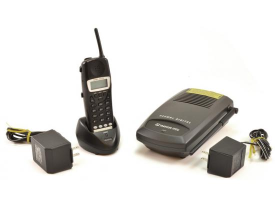 Inter-tel Axxess 900.0367 INT4000 4-Button Cordless Digital Phone