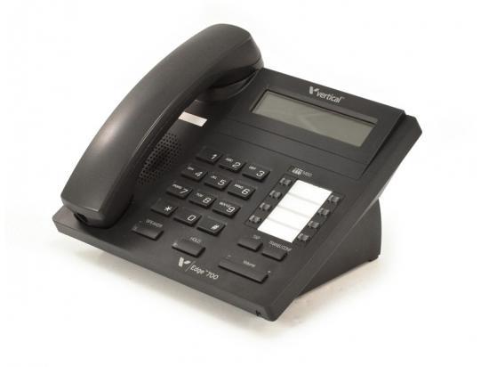 Vertical Edge VW-E700-8B Black Digital Display Speakerphone - Grade A