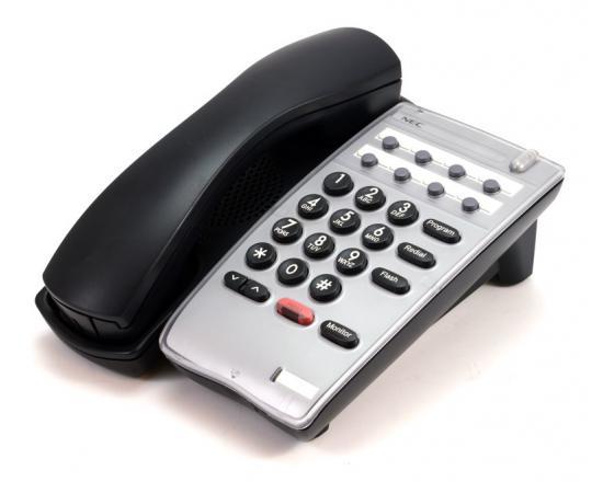 NEC DTR-1HM-1 Black Analog Telephone