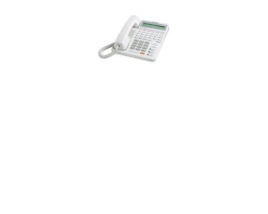 Panasonic KX-T7135 White LCD Display Speakerphone