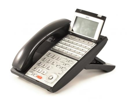 NEC UX5000 IP3NA-24TIXH Black IP Display Phone (0910068)