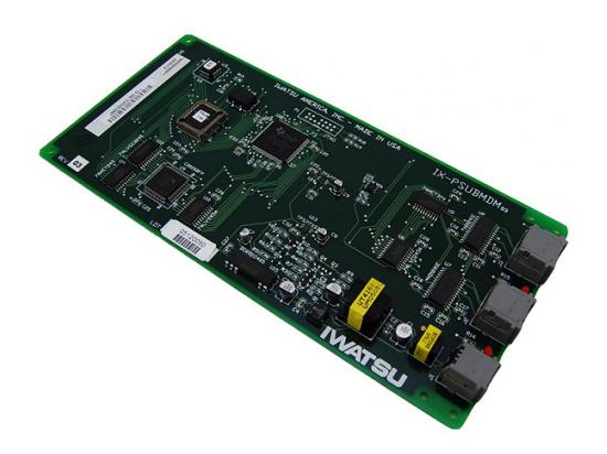 Iwatsu ECS IX-PSUBMDM Circuit Card Digital Port Modem
