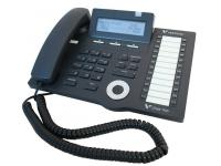 Vertical Edge 700 24-Button Black Digital Display Speakerphone