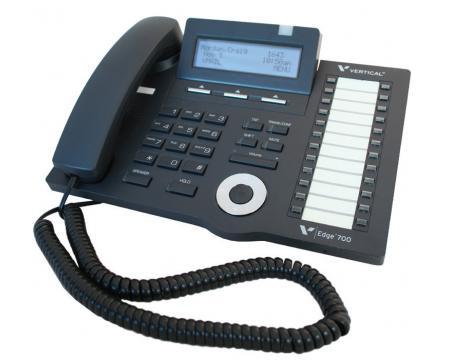 vertical edge 700 24 button display phone vw e700 24