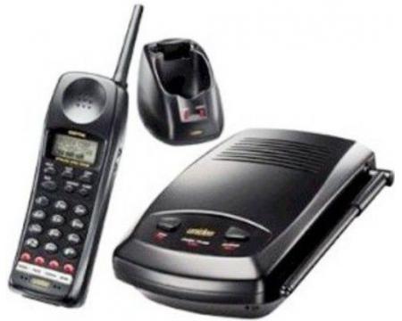 NEC DS1000 DS2000 900MHz Digital Cordless Telephone 80683