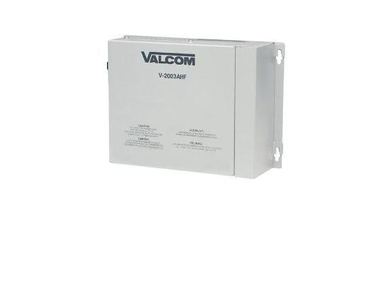 Valcom V-2003AHF 3 Zone Page Control Unit