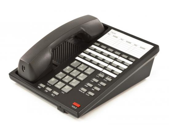 Atlas II ET-36-E HAC 36-Button Black Digital Speakerphone - Grade A