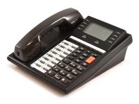 WIN MK-100D Exec Telephone 16 Button Display Black
