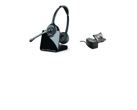 Plantronics Cs520 Wireless Headset And Hl10 Lifter Bundle