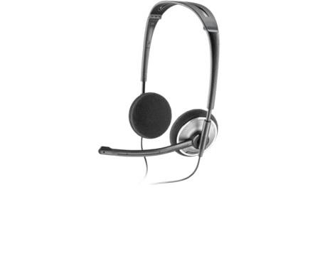 Plantronics .Audio 478 USB Binaural Headset - Skype Certified - Grade A