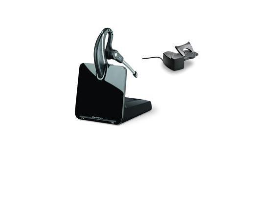 Plantronics CS530 Wireless Headset with HL10 Lifter