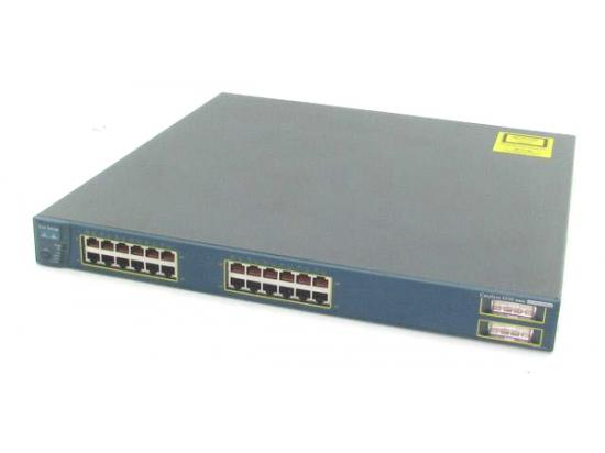 Cisco Catalyst WS-C3550-24PWR-SMI 24-Port 10/100 Switch