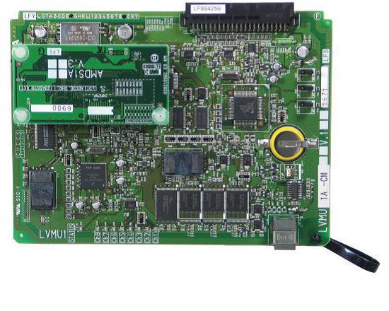 Toshiba Strata CIX LVMU Voicemail Card