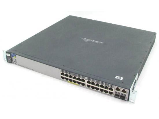 HP ProCurve 2626-PWR 24-Port 10/100 Managed PoE Switch