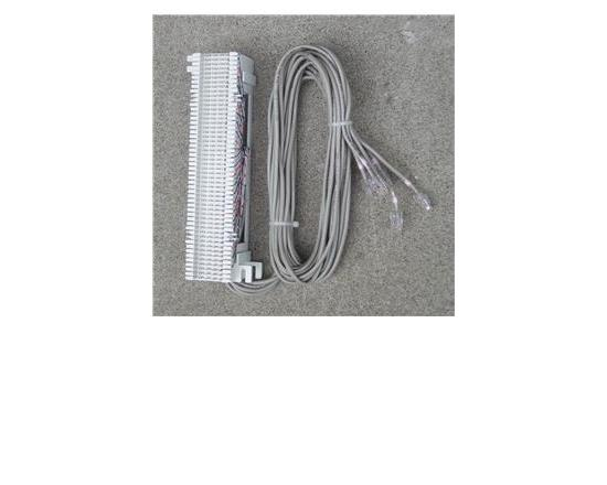 NEC Prewired 66/CAT5 Punchdown Block for DSX, DS2000 and SL1100