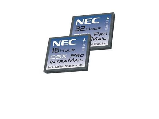 NEC DSX IntraMail Pro 4Port 16Hr Voicemail (1091051)