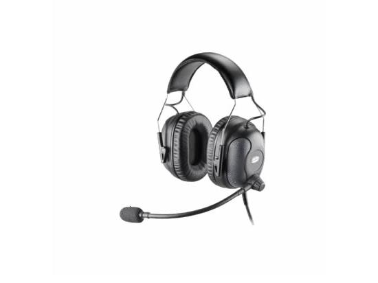 Plantronics SHR2638-01 Circumaural Binaural Ruggedized Headset