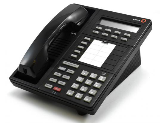 Avaya Lucent Definity 8405D Black Display Phone