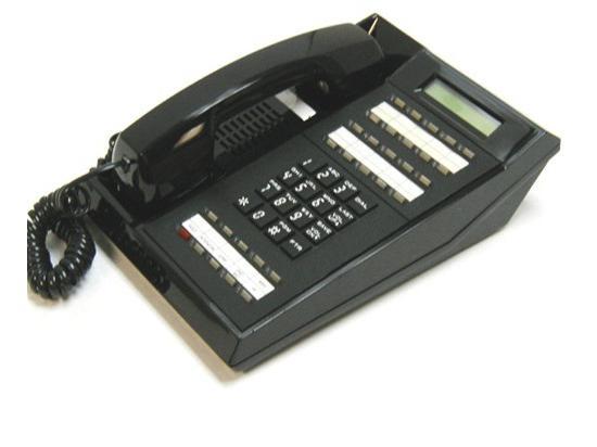 NEC Nitsuko 30 Button Black Display Phone (88363)