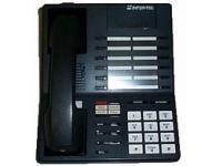 "Inter-tel Axxess 550.4300 Charcoal Basic Speakerphone ""Grade B"""