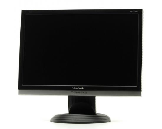 "ViewSonic VA1716w 17"" Widescreen LCD Monitor - Grade B"