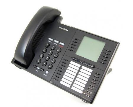 Iwatsu Icon IX-5910 Black VoIP Telephone (505910)